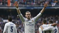 La Liga: Bale scores as Real tighten grip on top spot; Gameiro treble fires Atletico to victory