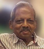 Edward Veigas (64), Bhayandar (E), Mumbai