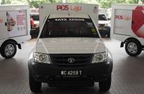 Tata Xenon is Pos Malaysia's pick