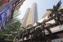 Sensex caps weekly retreat as Infosys drops on earnings