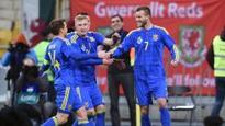 Wales suffer narrow defeat in Ukraine
