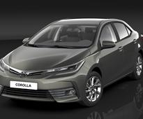 Toyota Corolla Altis facelift launch date revealed