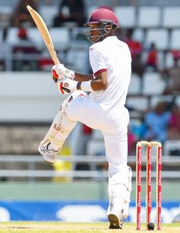 3rd Test, Day 3: Windies crawl towards Pakistan total