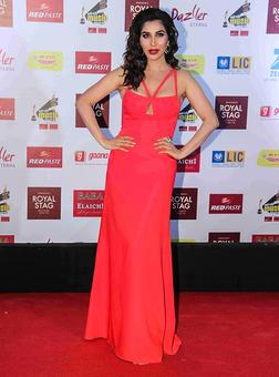 PIX: Poonam Pandey, Varun, Alia at Mirchi Music Awards