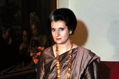 Indira Gandhi: Fearlessness in the national interest