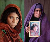 Pakistan arrests the famous 'Afghan Girl'