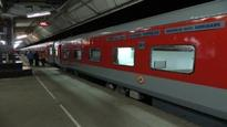 Railways to swap couplers on Rajdhani Express for jerk-free ride