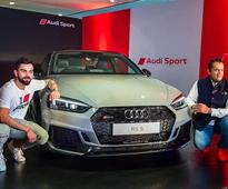 Audi launches second generation RS 5 Coupe in India at Rs 11 million
