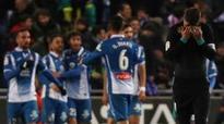 Ronaldo missing, Real lose to Espanyol
