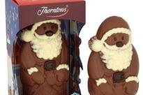 Thorntons in chocolate Santa recall...but it may be a little late