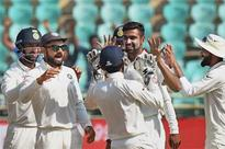 Dry Mohali conditions give India further edge over England