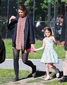 Tom Cruise Reuniting With Suri Over Christmas Holiday? Katie Holmes Rep Sets Record Straight