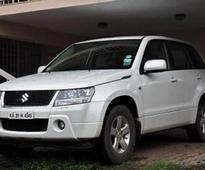 151 Maruti Suzuki Grand Vitaras recalled in India