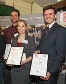 Strathclyde students win Gold and Silver awards at Westminster conference