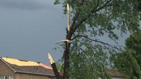 Severe thunderstorm warning ends for much of southern Ontario, Dufferin County still on alert