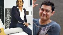 AR Rahman decides to walk out of Aamir Khan's film
