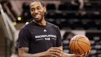 Kawhi Leonard the lone unanimous selection to NBA's All-Defensive Team