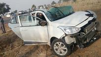 3 members of family die in car accident near Phalodi, 2 injured