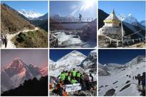 Featured Trek: Everest Base Camp and Kala Patthar, with Expedition Wise