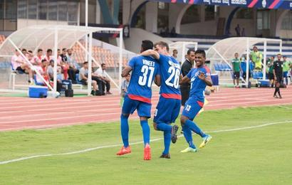AFC Cup QF: Bengaluru FC beat Singapore's Tampines Rovers in first leg