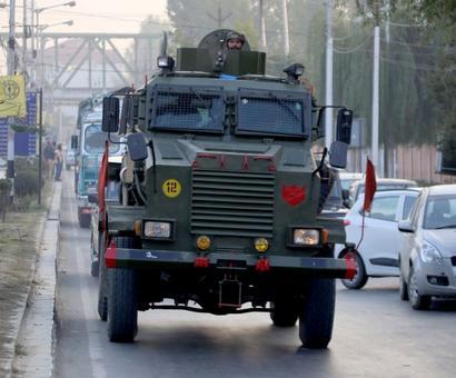 JeM attacks BSF camp in Srinagar, ASI and 3 terrorists killed