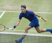 Dominic Thiem saves two match points to stun Roger Federer in Stuttgart