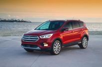 Redesigned 2017 Ford Escape Makes Local Debut