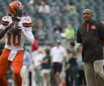 Hue Jackson: I want to know more about RG3