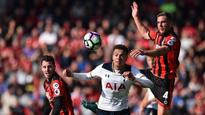 Premier League: Tottenham stay unbeaten but made to work hard by Bournemouth