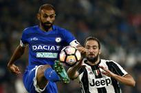 Udinese captain injures three teammates