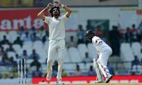 Ishant Sharma dents Sri Lanka's progress