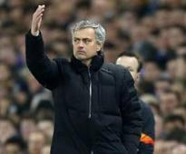Man Utd manager Mourinho relaxed despite Dortmund drubbing