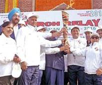 Torch relay of South Asian Games launched