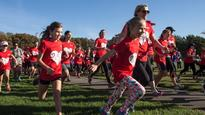 Cantabrians go red for Mother's Day