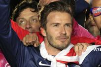 PICTURES: STanding Ovation For Beckham's Final Game