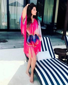 Baby Doll singer Kanika Kapoor's Maldives holiday