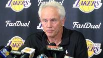 Lakers GM Kupchak tries to brush off Jim Buss timeline discussion