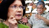 G25 keeps mum on Tawfik's claim he has been ostracised