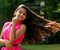 Esther Anil to make debut as heroine