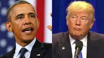 Barack Obama knew about Russian interference in US elections, but didn't act: Donald Trump
