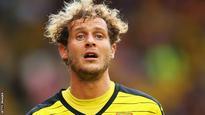 Diamanti's Watford loan cut short