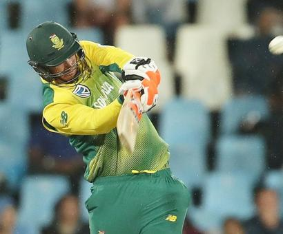 PHOTOS: Klassen, Duminy demolish India in second T20I