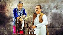 Gandhigiri movie review: This Gandhigiri fails!