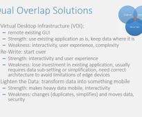 [slides] Immobile Data in a Mobile World | @ThingsExpo #IoT #Mobile #BigData #DigitalTransformation