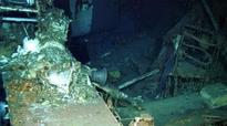 US Navy cruiser USS Indianapolis found 18,000 feet deep in Pacific Ocean