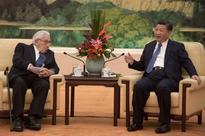 America: China is