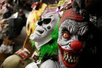Senseless selfies, creepy clowns and Trump's triumph make year of odd news