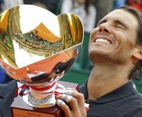 Nadal wins his 10th Monte-Carlo Masters