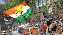 Sanjay Nirupam & Gurudas Kamat supporters clash in Juhu