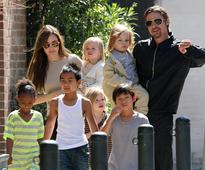 As If The Divorce Wasnt Enough Angelina-Brad Might Lose Custody Of Adopted Sons Pax andamp Maddox